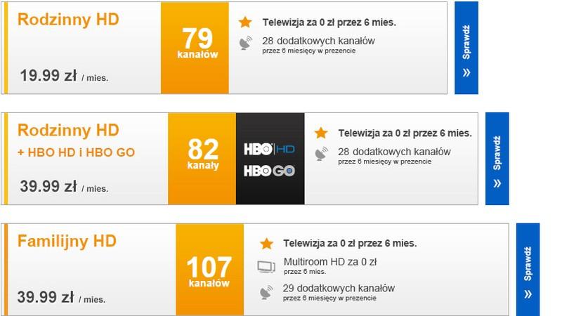 Telewizja Na Karte Polsat.Cyfrowy Polsat Nc Czy Vectra Wybieramy Telewizję Cyfrową Do 30